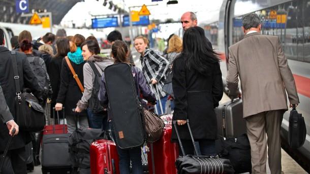 Taschen- und Gepäckdiebstähle an Hauptbahnhöfen nehmen zu