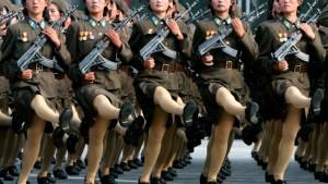 Nordkorea droht Süden wieder mit Militärschlag