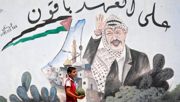 Jassir Arafat könnte vergiftet worden sein