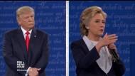 Auch das war Thema in der zweiten Debatte