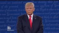 Trump bittet um Entschuldigung für seine sexistischen Äußerungen
