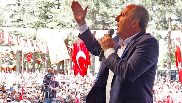 Erdogans Gegenspieler