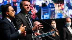 Was tut Bolsonaro, wenn er die Wahl verliert?
