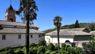 Steve Bannons Paradies politisch-ideologischer Erziehung: Dieses alte Kloster in Trisulti soll ein neues Ausbildungszentrum für die nationalistischen Führer von morgen werden.