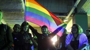 Homo-Ehen-Verbot in Rumänien gescheitert