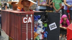 Philippinen rufen Botschafter zurück