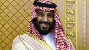 "Saudischer Kronprinz nennt Irans religiösen Führer ""neuen Hitler"""