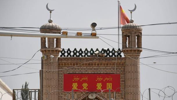 China geht gegen Minarette vor