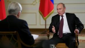 """Putin: Russland wird """"entschieden handeln"""""""