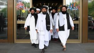 Gespräche mit Taliban wieder aufgenommen