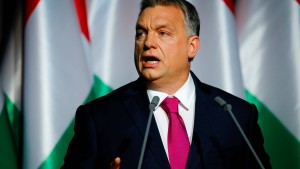 Orbáns Niedertracht