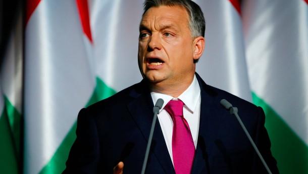 Orbáns Niedertracht