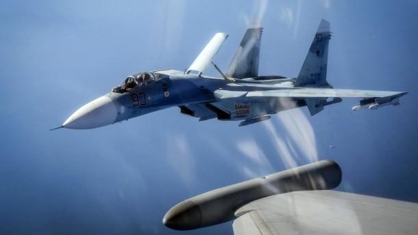 Nato will Russland ohne Wettrüsten abschrecken