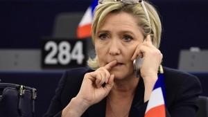 Marine Le Pen verliert vor Gericht