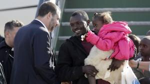 Italien verschärft Einwanderungsrecht