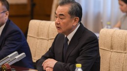 China ruft zu Besonnenheit auf