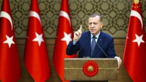"""""""Nationale Mobilmachung"""" gegen Terrorgruppen"""