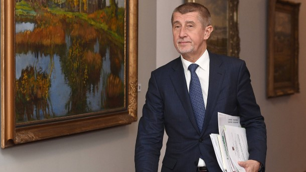 Neue Hinweise auf Agententätigkeit von Andrej Babiš
