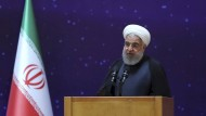 """Lasst die Leute ihr Leben leben"": Irans Präsident Ruhani"