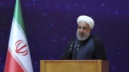 Ruhani kritisiert Sittenpolizei