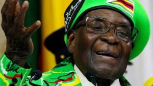 Mugabe ignoriert Vorladung durch Parlament