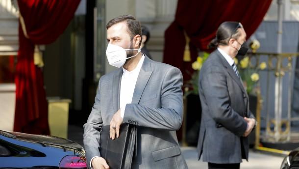 Atomgespräche mit Iran vertagt