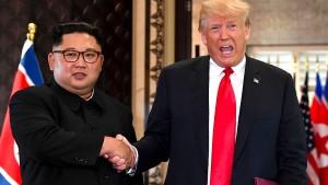 Nordkorea kritisiert Sanktionspolitik Amerikas
