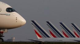 Frankreich verbietet kurze Inlandsflüge