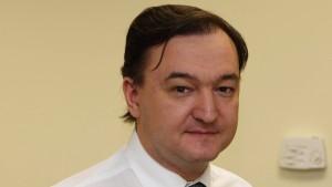 Moskauer Gericht spricht Anwalt Magnitskij postum schuldig