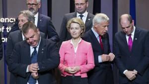23 EU-Staaten wollen unabhängig von Amerika werden