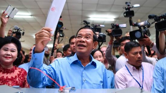 Regierungspartei erklärt sich zum Sieger