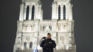Zwei Terrorverdächtige in Frankreich festgenommen