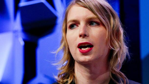Chelsea Manning in Beugehaft genommen
