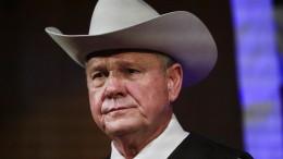 Der Republikaner Roy Moore gibt nicht auf
