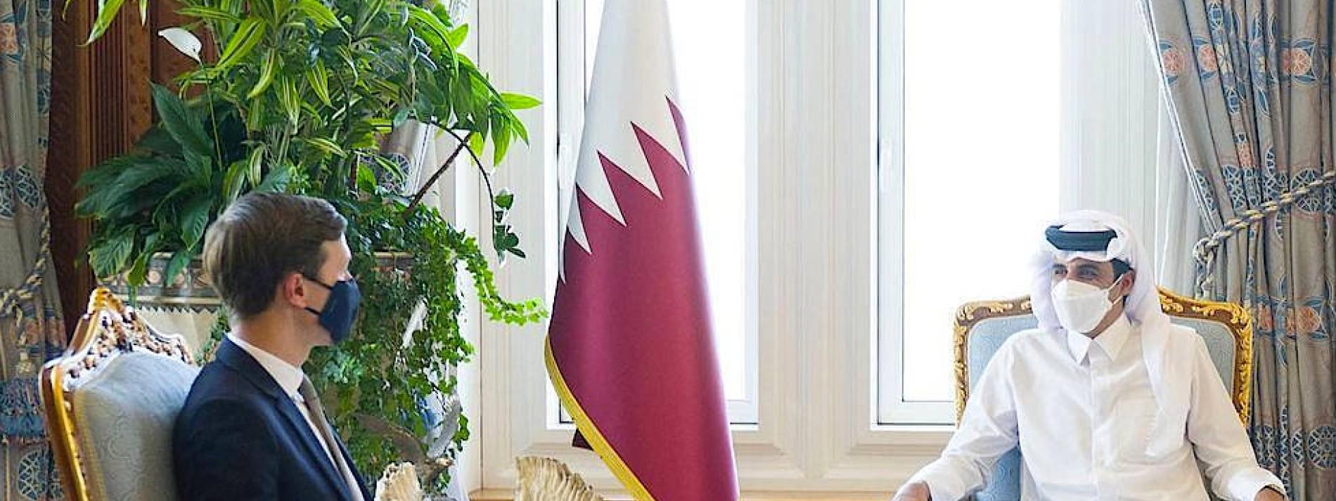 Endet das arabische Embargo gegen Qatar?