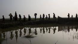 Burma muss Rohingya vor Völkermord schützen