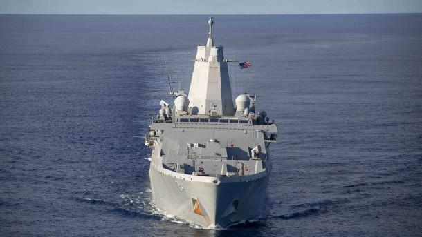 Pentagon schickt weiteres Kriegsschiff in Nahen Osten