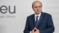 Tudorel Toader muss sein Amt als rumänischer Justizminister verlassen.