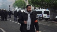 Kein Polizist: Alexandre Benalla