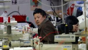 Einer von Hunderttausenden Chinesen