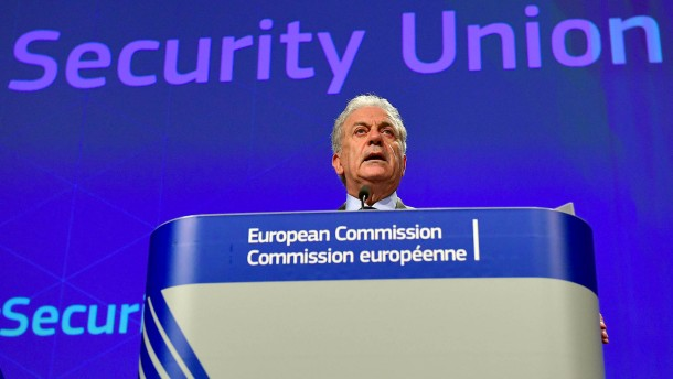Brüssel will Fahndungsdatenbank ausbauen