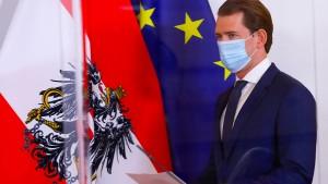 Österreich verhängt Ausgangsbeschränkungen