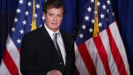 Trumps Wahlkampfmanager Manafort hat als Berater für den ehemaligen ukrainischen Präsidenten Janukowitsch gearbeitet.