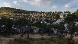 Ein Toter und mehrere Verletzte nach Schlägerei in Moria