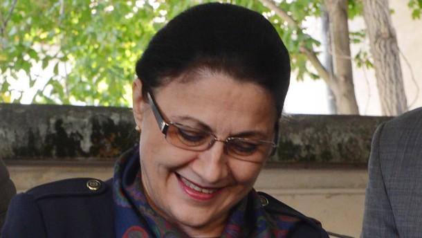 Bildungsministerin des Plagiats überführt