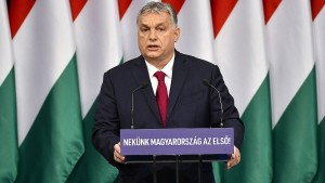 Der grüne Orbán