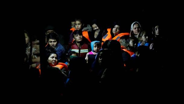 Europas Grenzschützer schauen nach Osten