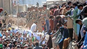 Zurückgelassen in Kabul