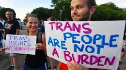 Transgender dürften wieder im amerikanischen Militär dienen