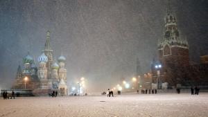 Aufstand der Schneeschieber